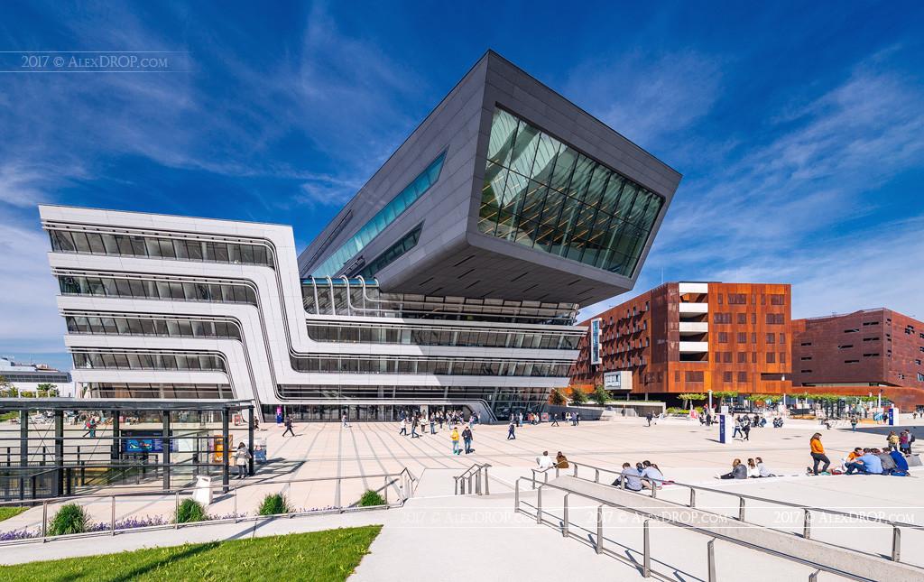 Mon expérience Erasmus à l'université d'économie et de commerce de Vienne