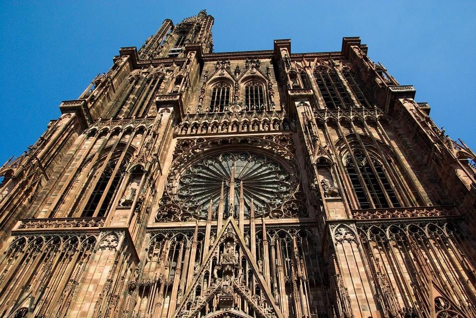 Mon expérience Erasmus à Strasbourg, France par Dominika