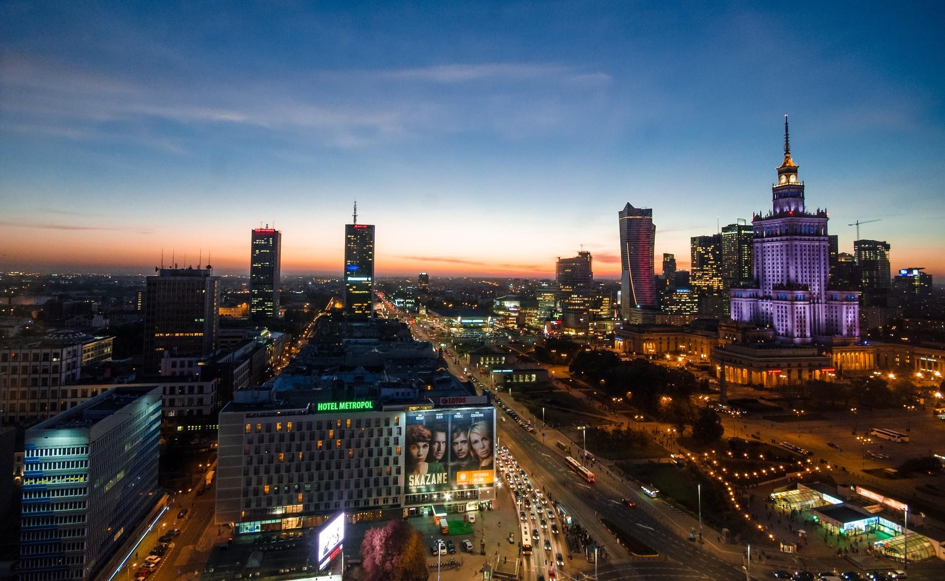 Mon expérience Erasmus à Varsovie, Pologne par Guido