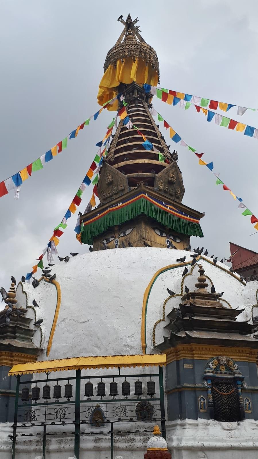 Mon expérience au Népal : paix et inspiration