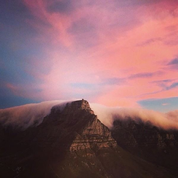 Montagne de la Table, une merveille du monde