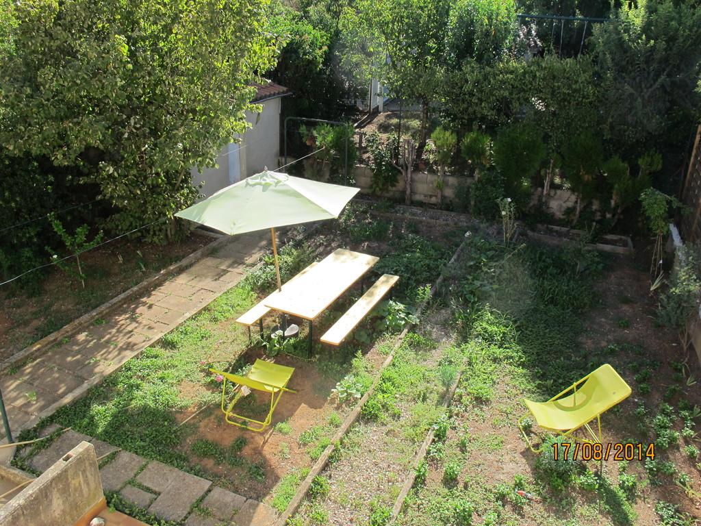 Montpellier facult s loue 3 chambres meubl es dans maison - Maison jardin condominium montpellier ...