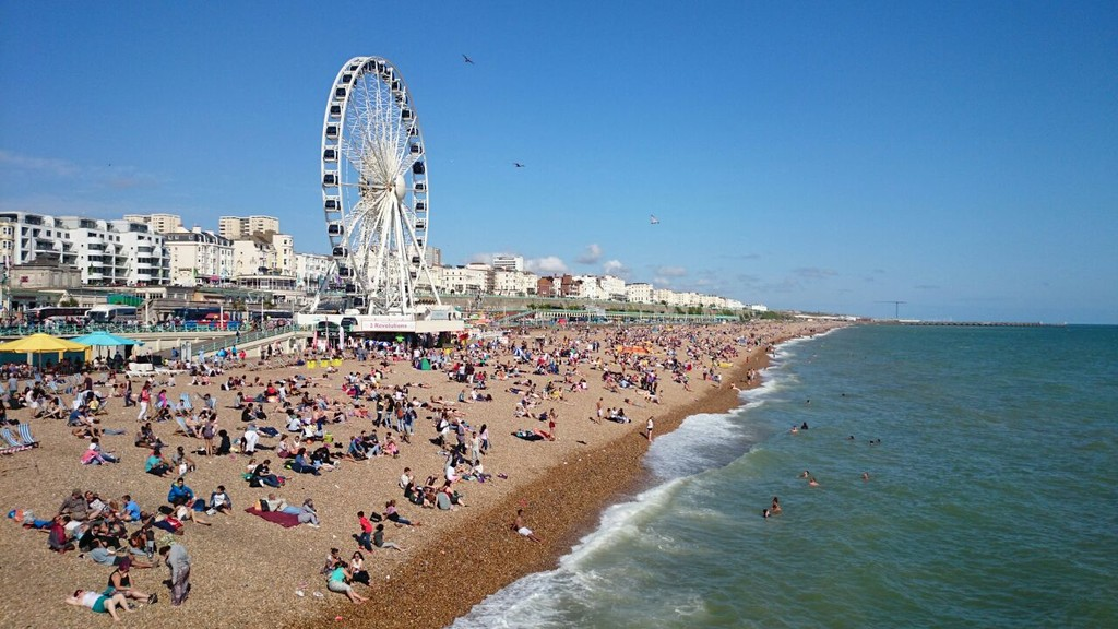 how to get to brighton beach