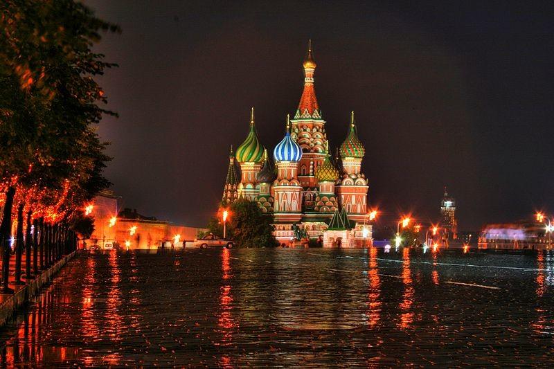 Mosca, Federazione della Russia di Polina