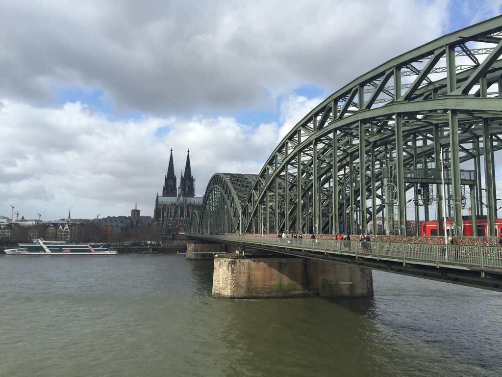 Most Hohenzollernów