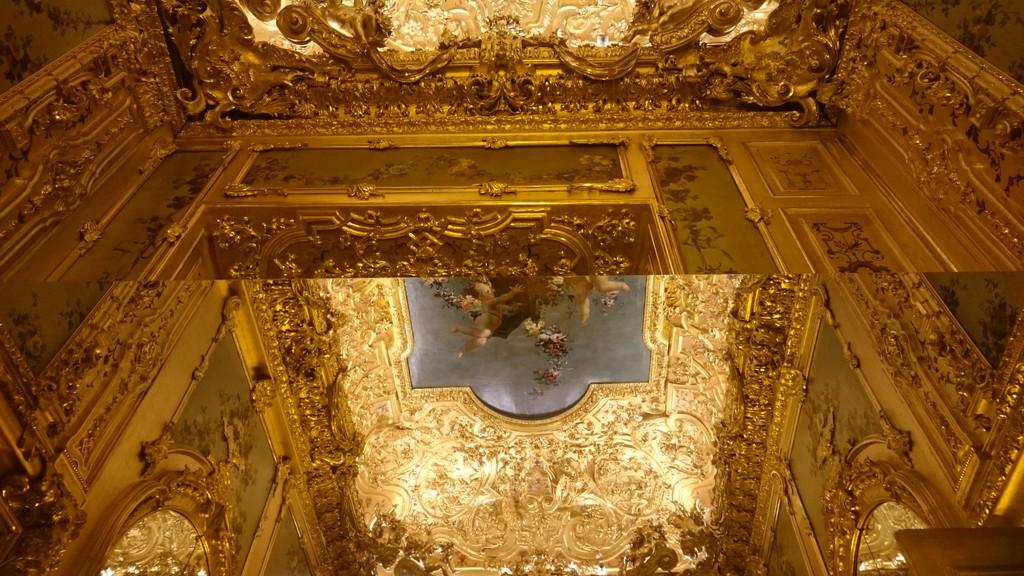 Mostra di Olafur Eliasson & Baroque al Palazzo di Inverno, Belvedere