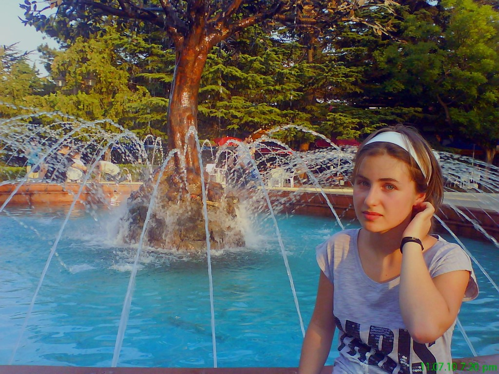 Mtatsminda Park for hanging out