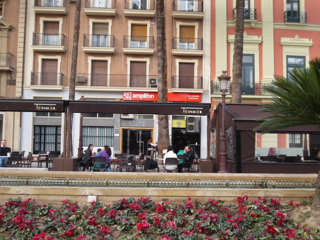 Murcia's Glorieta Square