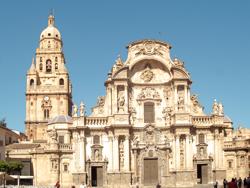 Murcias Kathedrale