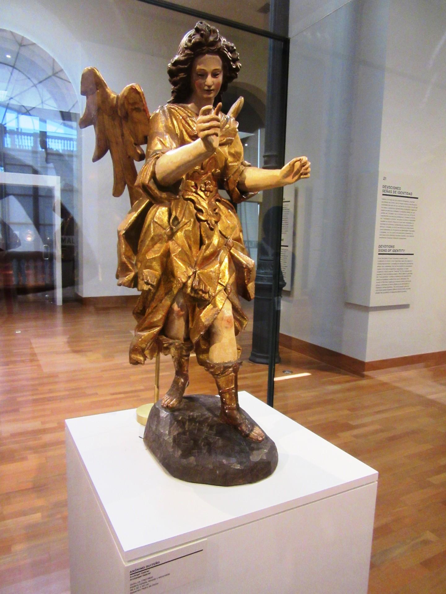 Museo de arte de Lima (PARTE IX ) el arte colonial: el