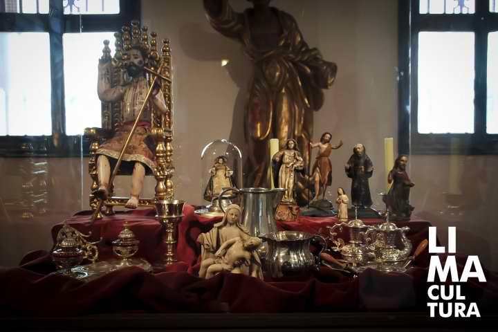 Museo dedicado a la Virgen Maria