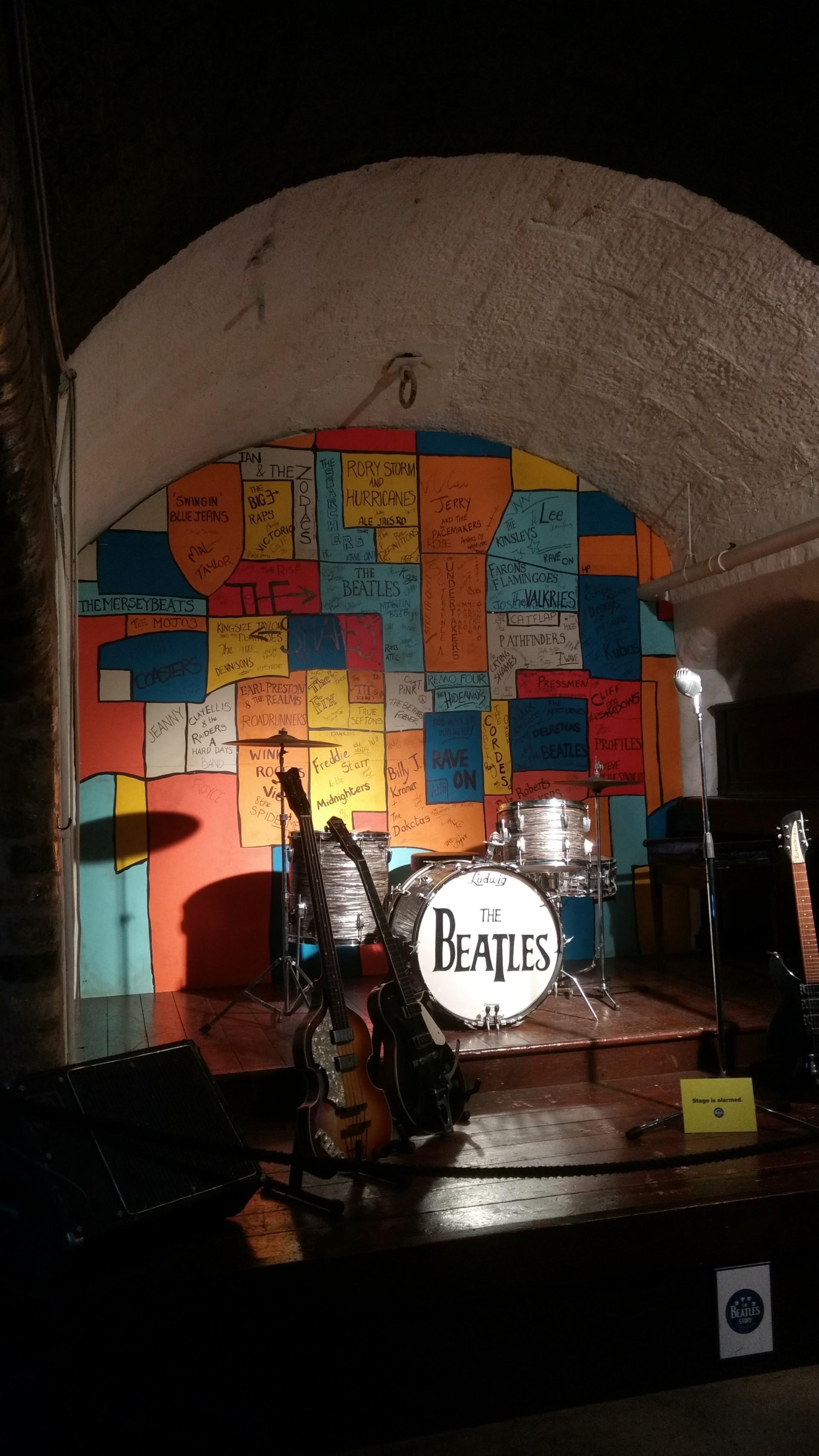 Museo: la historia de los Beatles
