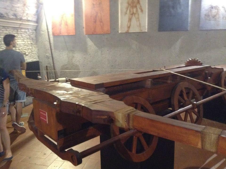 Museu Leonardo da Vinci em Roma