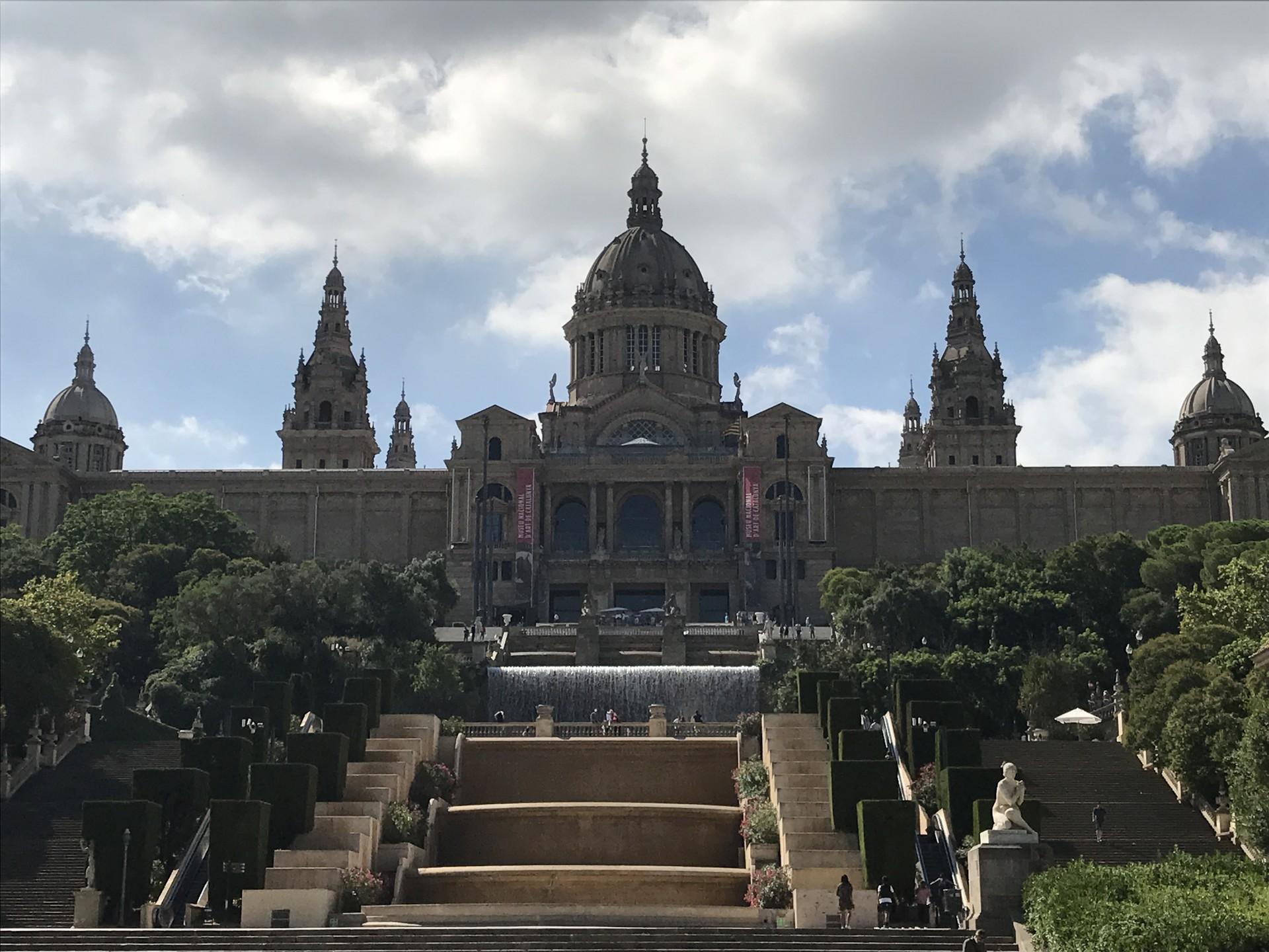 Museu Nacional d'Art de Catalunya, España