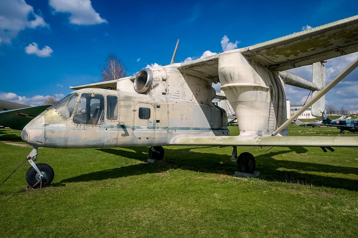 Muzeum Lotnictwa dla miłośników samolotów