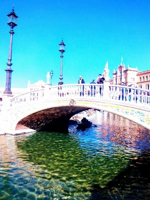 My amazing adventure in Seville