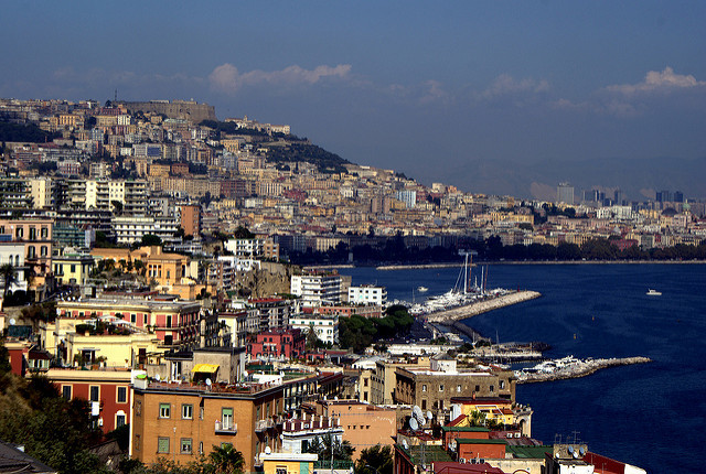My Eperience in Naples