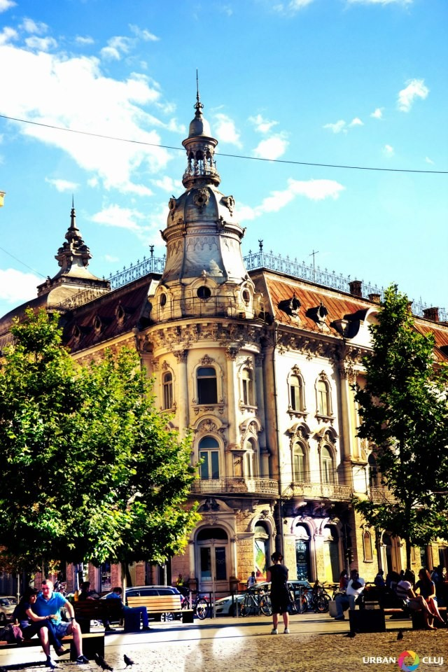 My Erasmus Exchange in Cluj-Napoca, Romania - by Laura