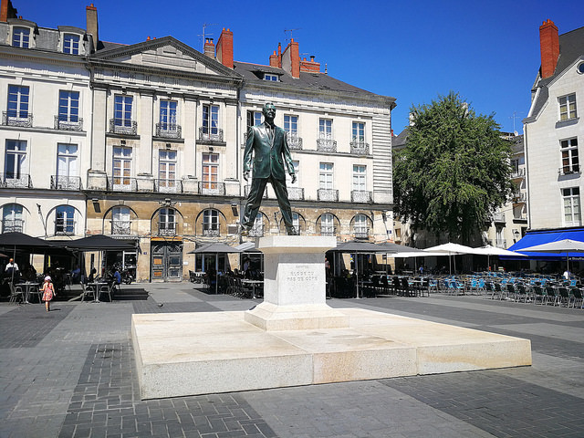 My Erasmus Experience in Nantes, France. By Adrian.