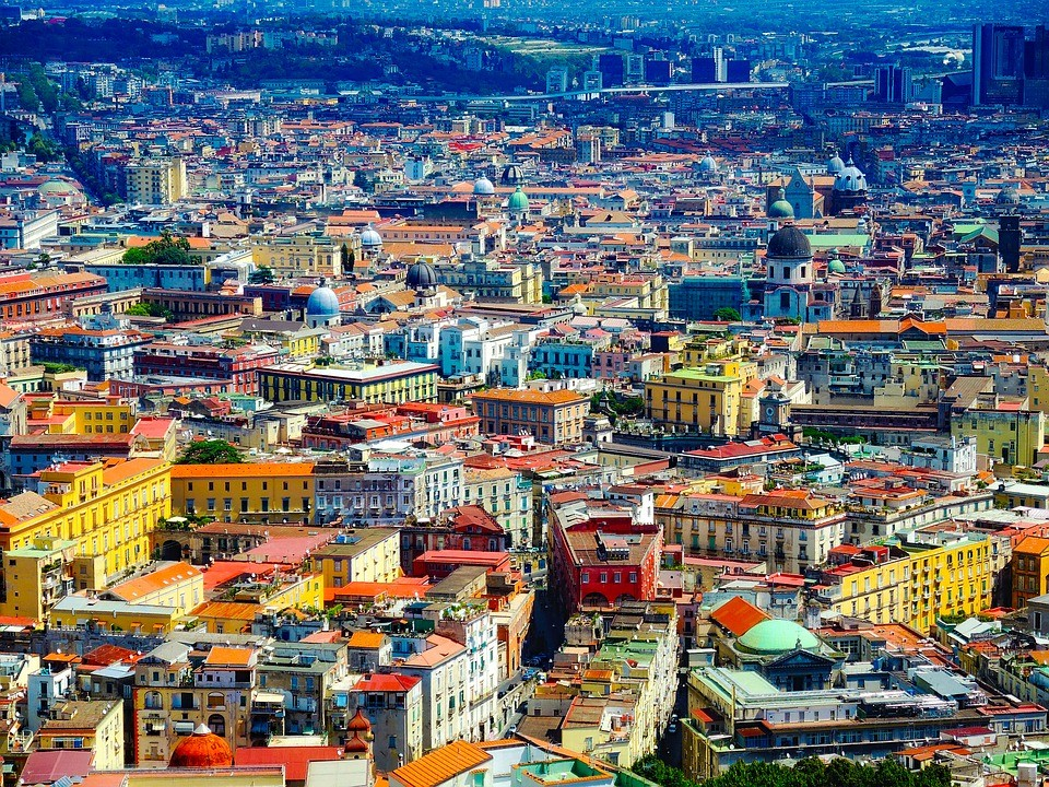 My Erasmus experience in Naples, Italy, by Fanny
