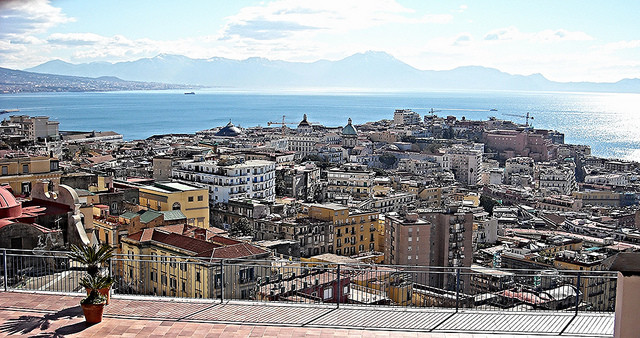My Erasmus Experience in Naples, Italy. By Julia.