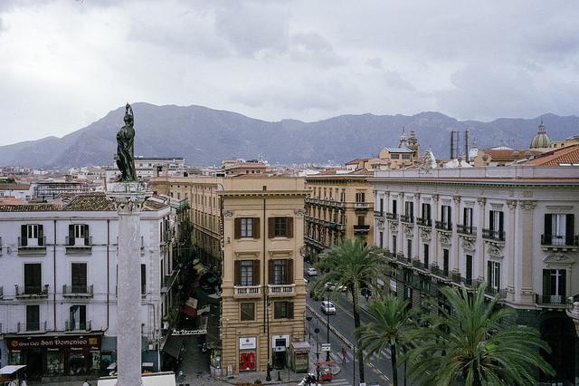 My Erasmus Experience in Palermo, Italy. By Ana María.