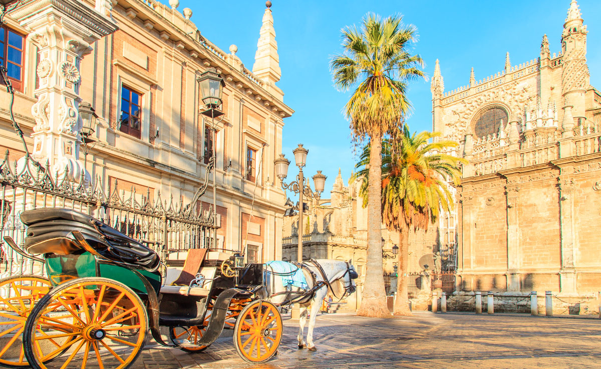 My Erasmus Experience in Seville, Spain. By Rosy.