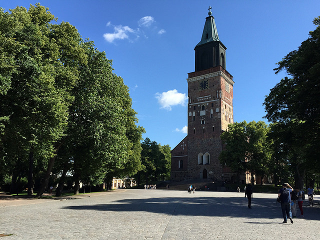 My Erasmus Experience in Turku, Finland