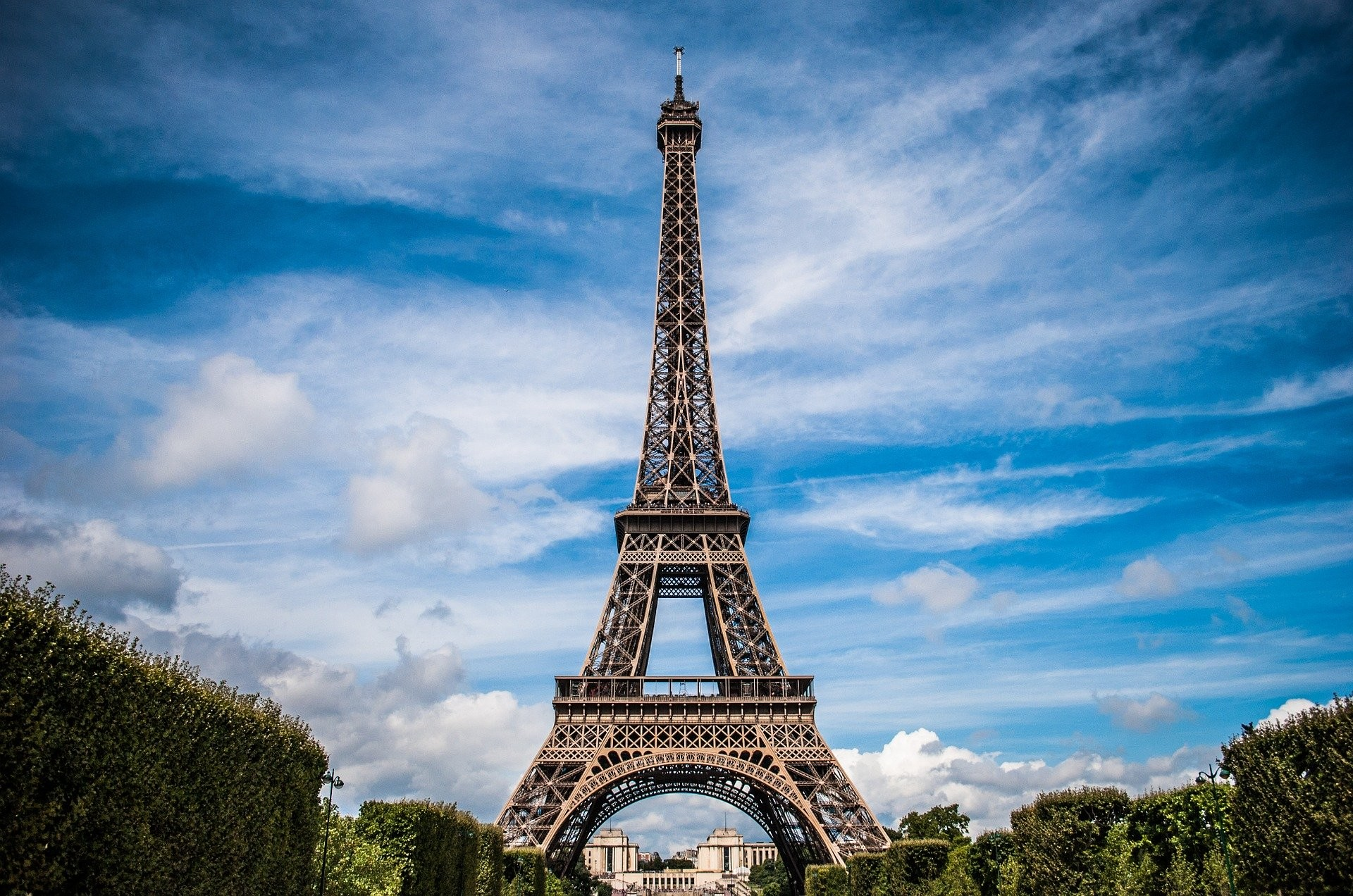 My experience in Paris, France, by Melina