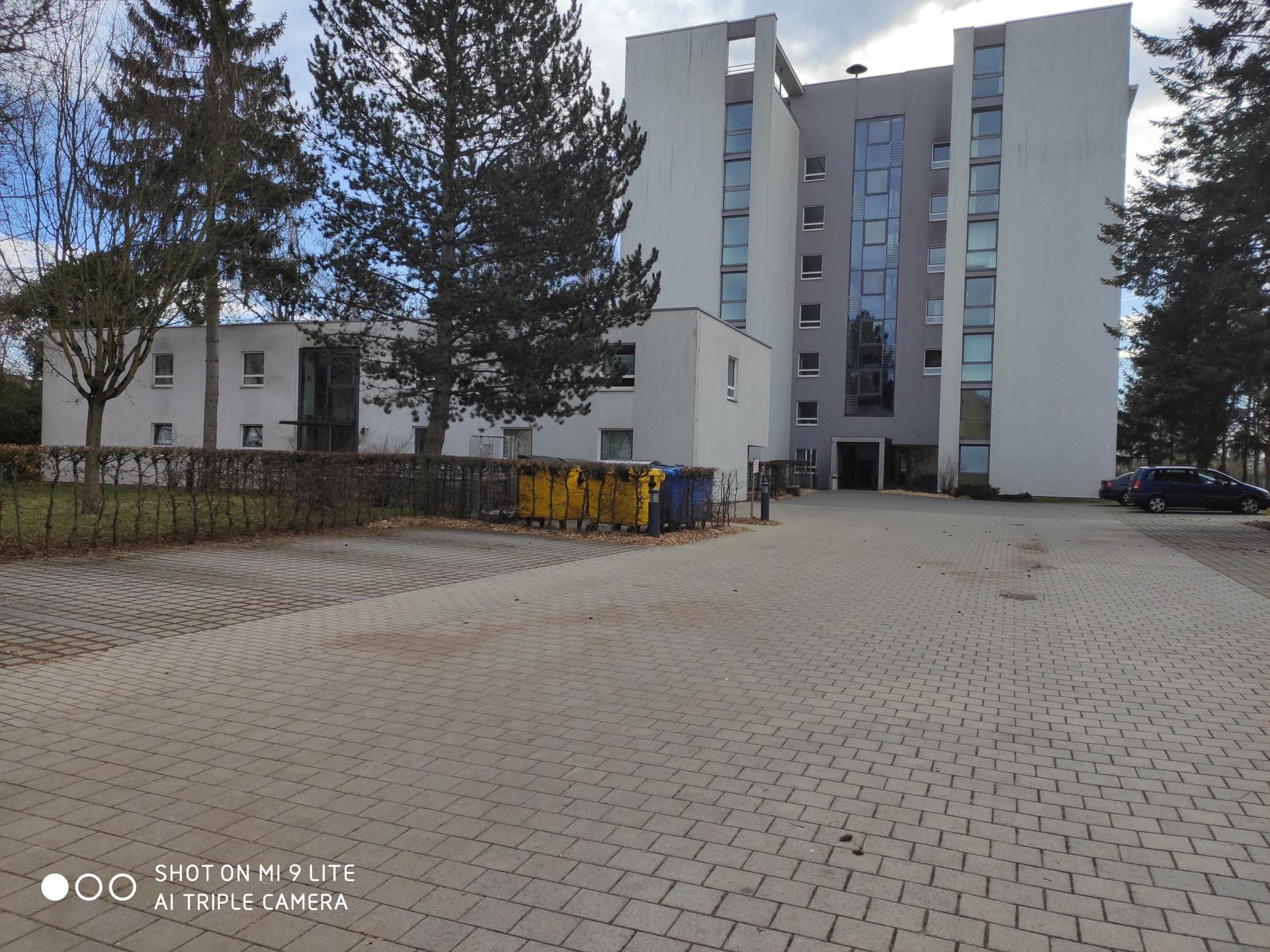 My experience in Schweinfurt
