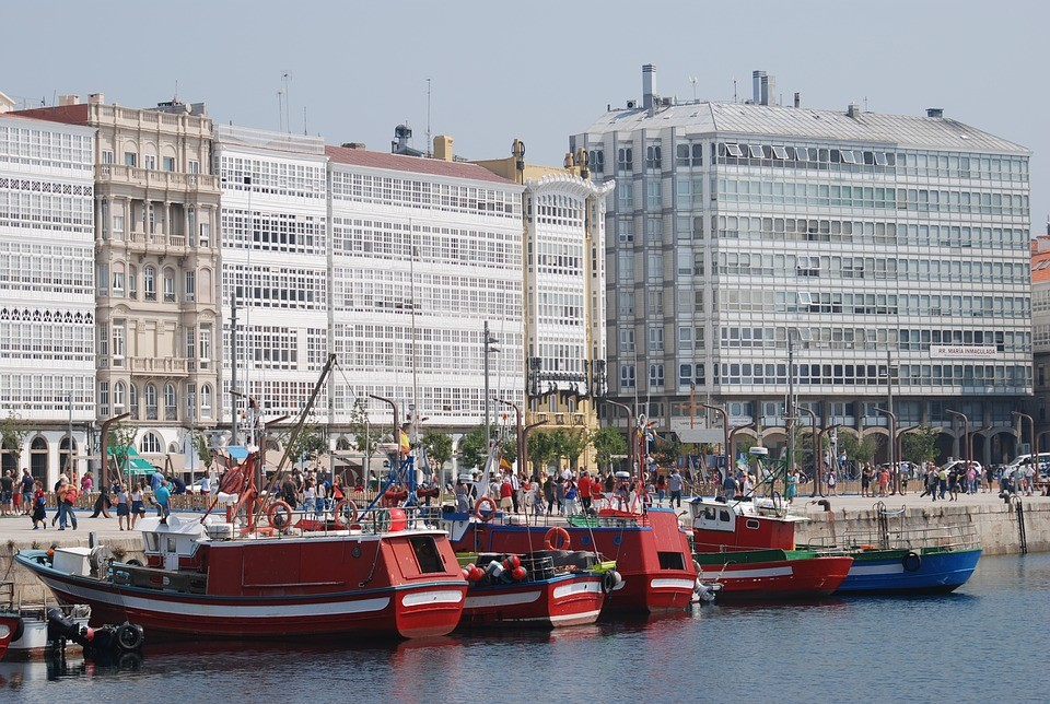 My Experience in the University of La Coruña, Spain. By Maria
