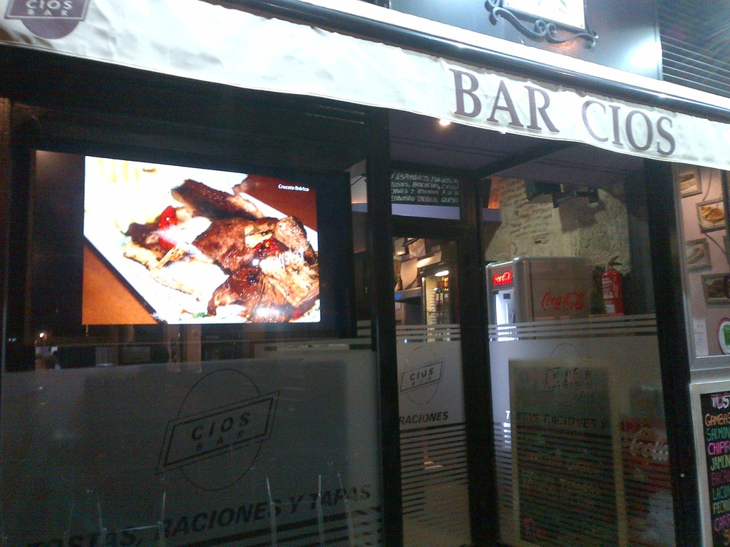 My favourite places to eat in Salamanca #6: Bar Cios