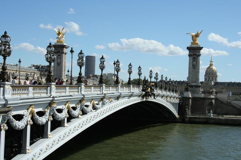 My Paris Experience by Lydie.