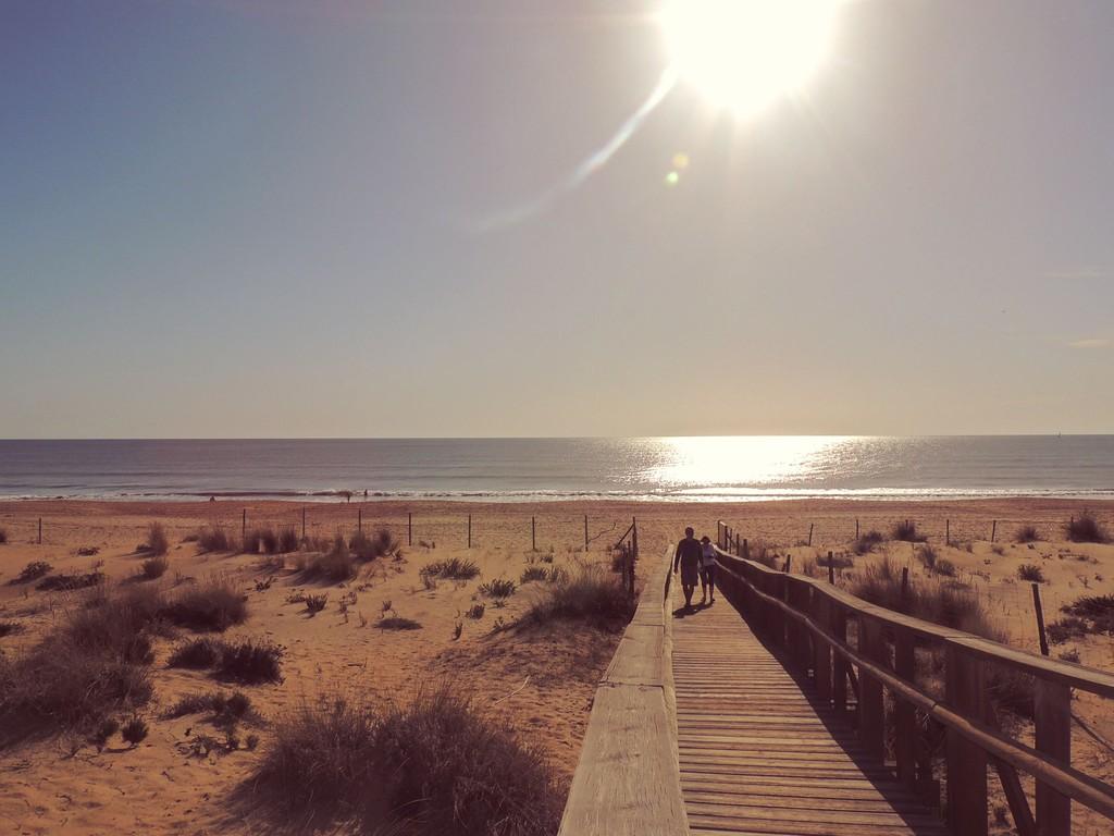 Myth : In Spain it's always hot!