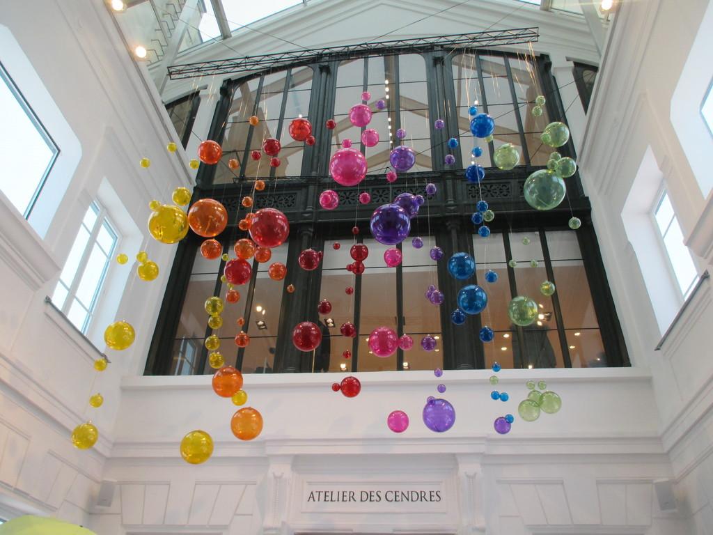 Najbardziej ekskluzywne galerie w Marais