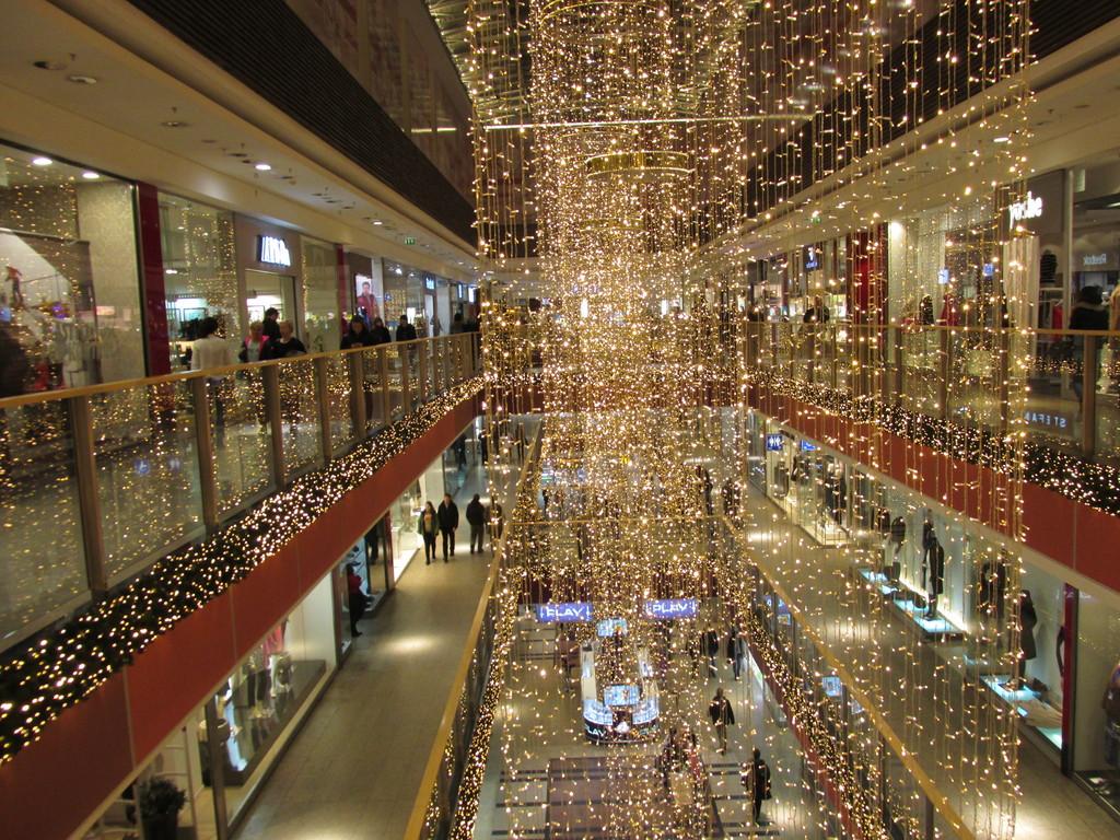 Największe centrum handlowe w sercu Krakowa