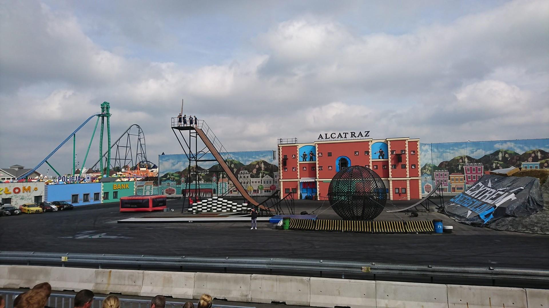 Największy Park Rozrywki w Polsce- Energylandia