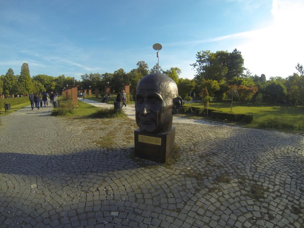 Największy park w Bukareszcie (Rumunia)