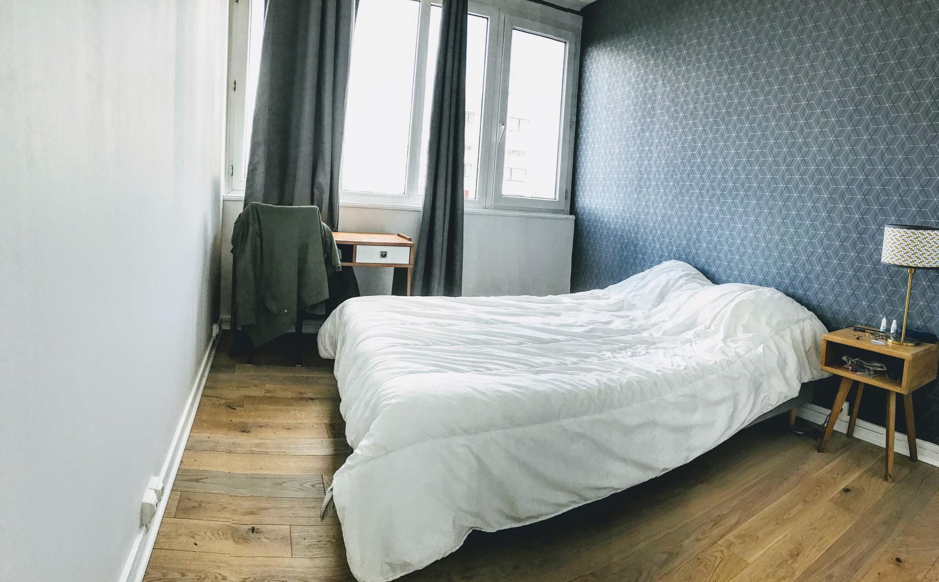 Nantes Chambre meublée et rénovée avec parking