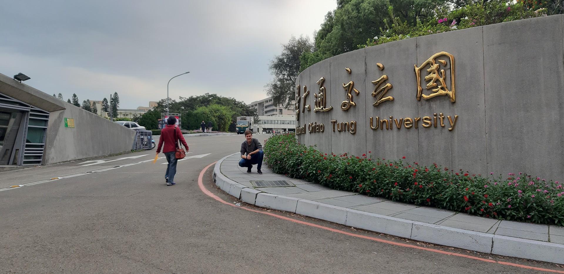 National Chiao Tung University & Accomodation
