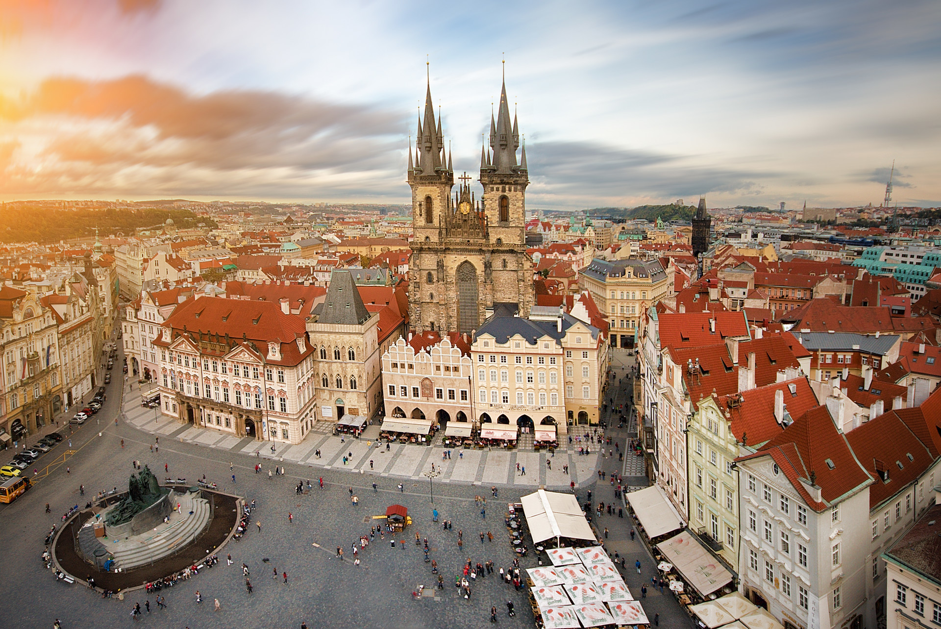 Neun Monate in Prag