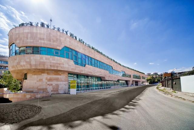 Republika Academic Aparts Ortakoy University Dorm Istanbul