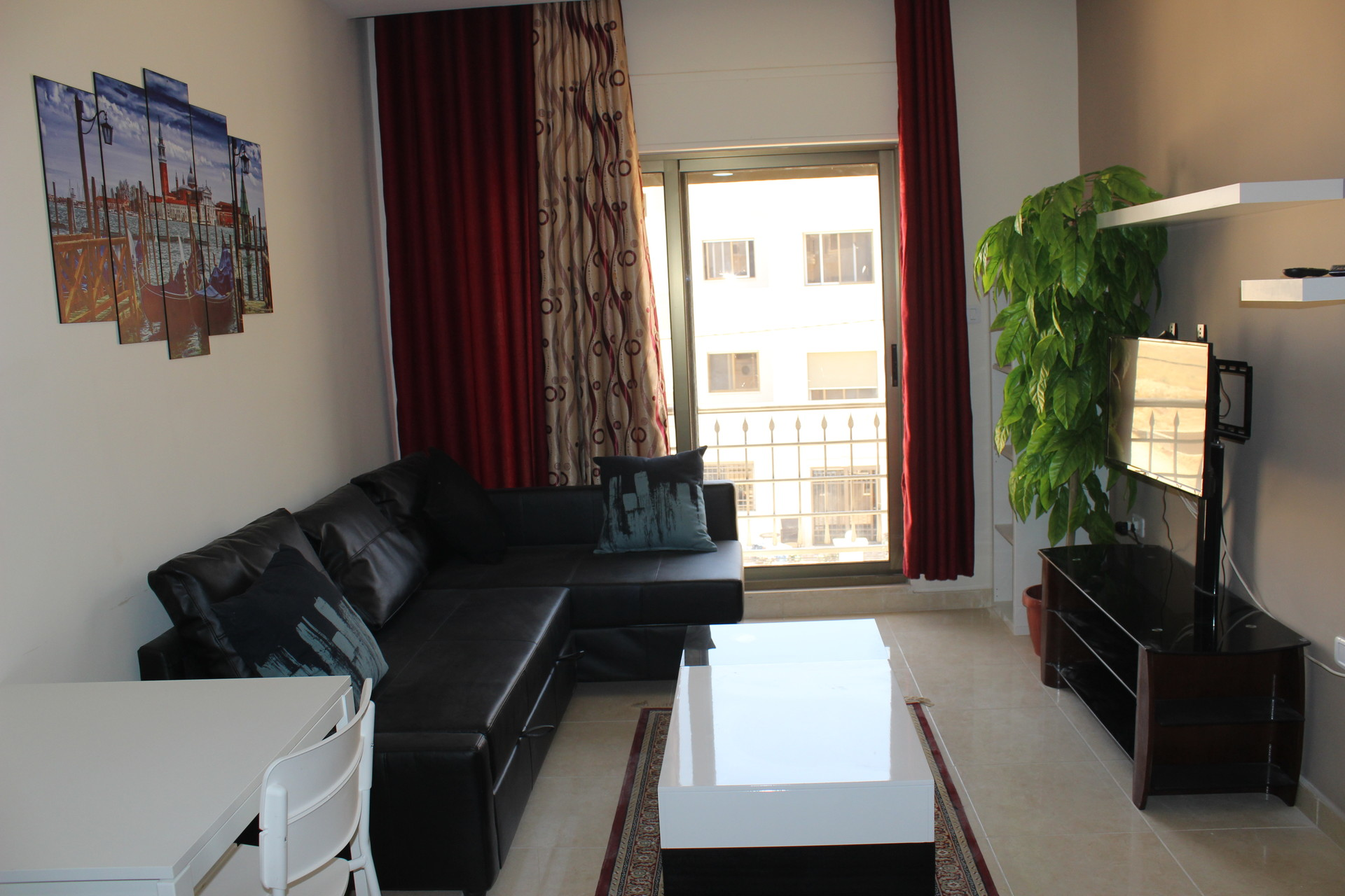New Furnished 1-Bedroom Apartment Near to Jordan University | Flat ...
