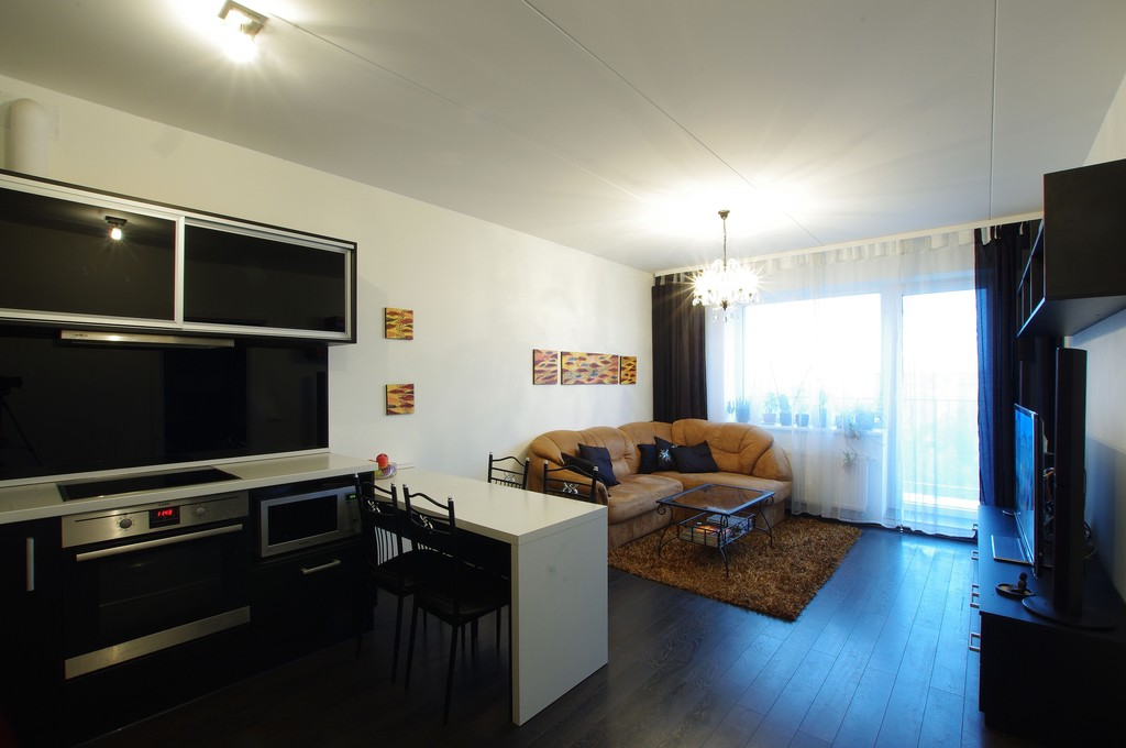 New modern one bedroom apartment for rent in kaunas centre flat rent kaunas for One and two bedroom apartments