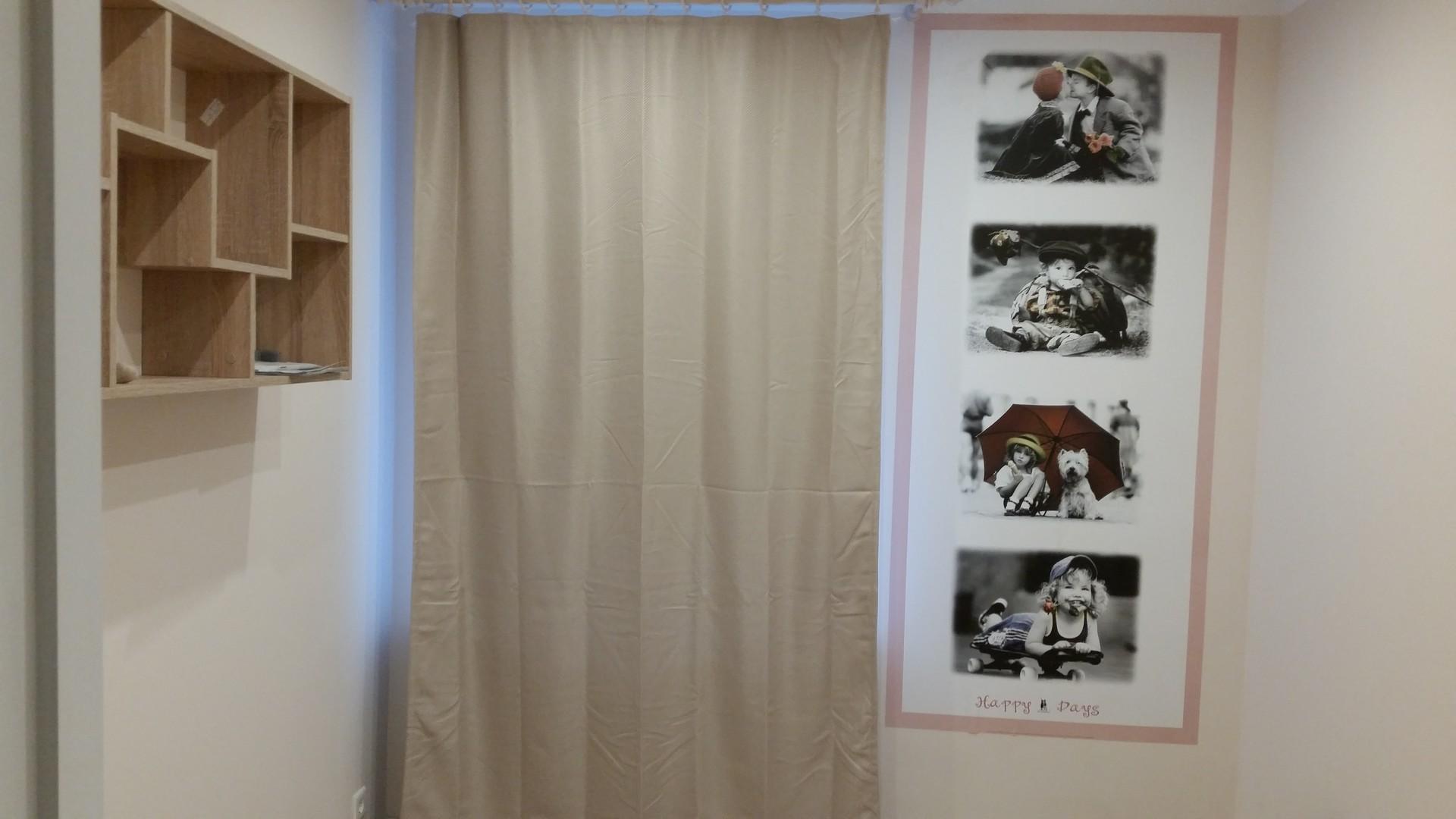 New Sunny Silent Yard 3 room Apart in Riga Center