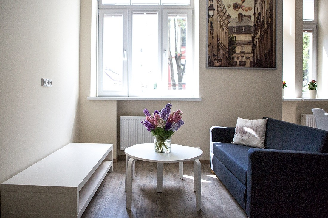 Newly Furnished Studio Apartment In The Very Center Of The