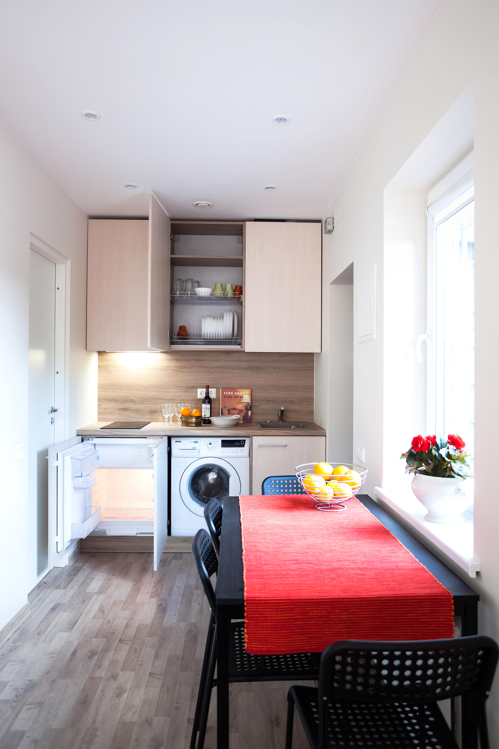 Newly Renovated 1 Bedroom Apartment In The Center Of