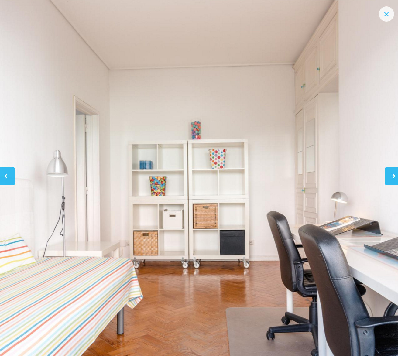 Nice apartment 2 minutes walking distance from Entrecampos
