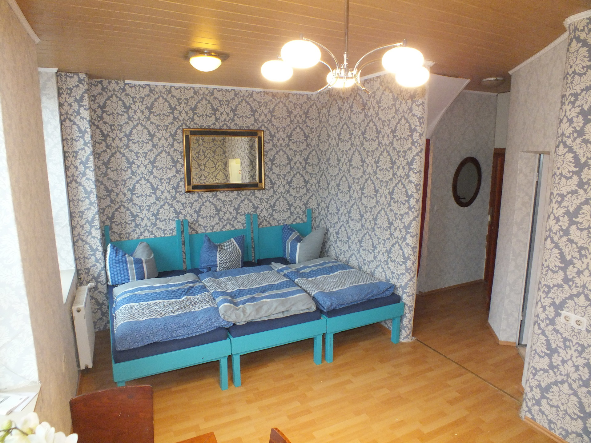 very nice apartment in central location all inclusiv