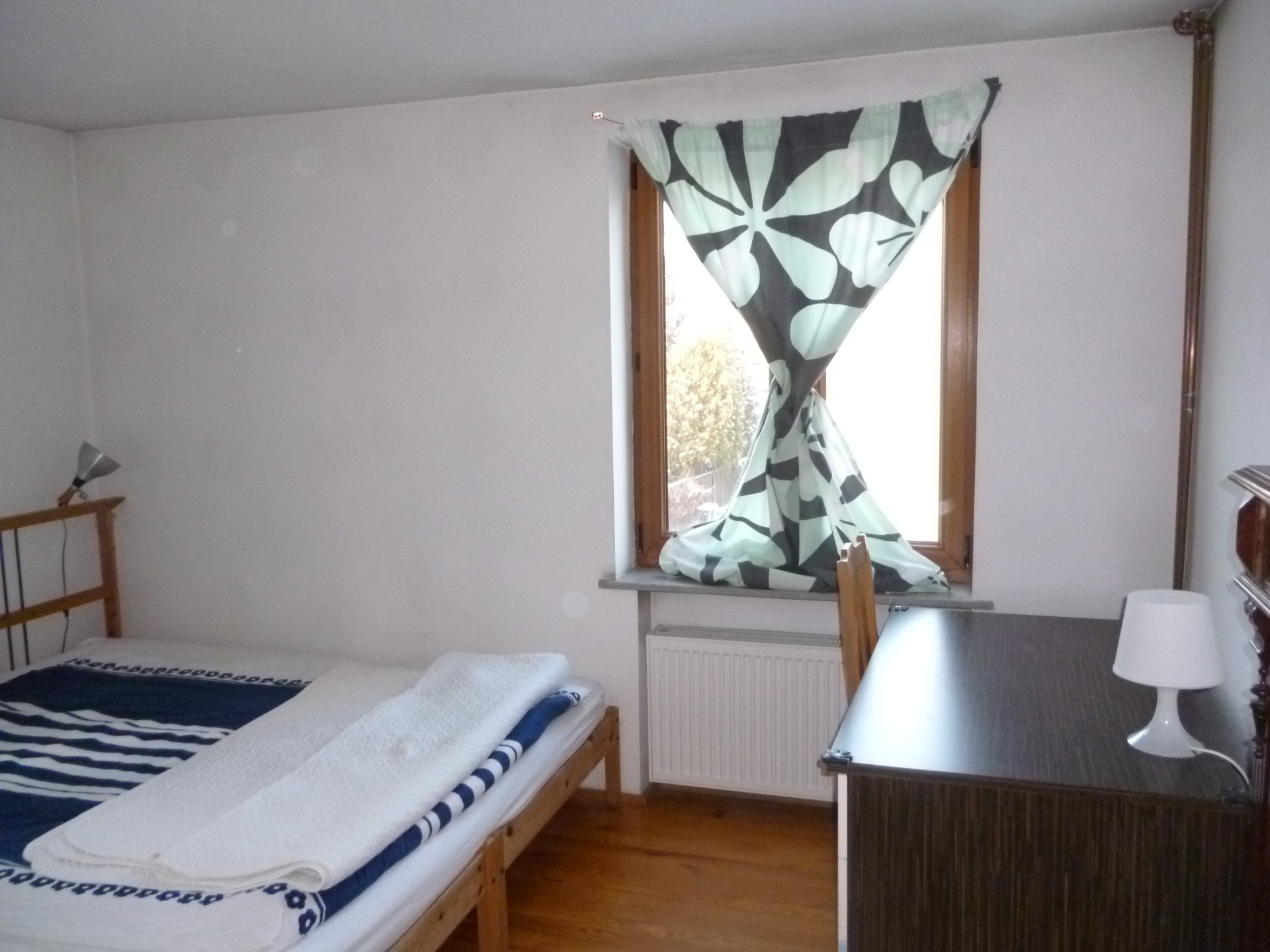 Nice and big room for 1 or 2 people, best location!